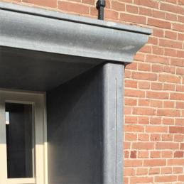 natuursteen deuromlijsting schoot natuursteen